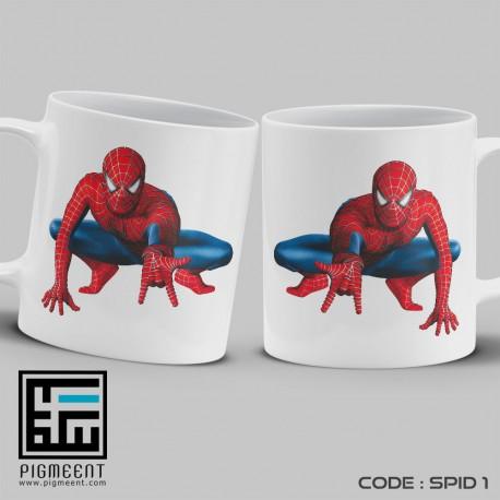 ماگ تولد تم مرد عنکبوتی کد spid1