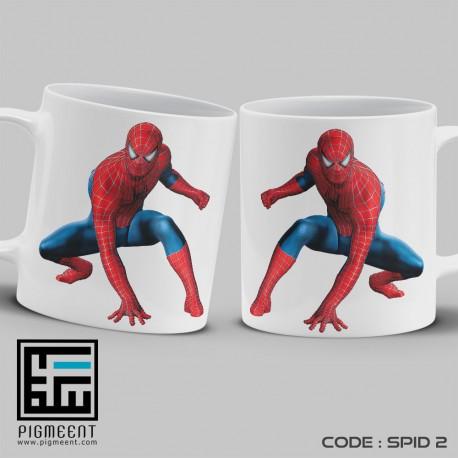 ماگ تولد تم مرد عنکبوتی کد spid2