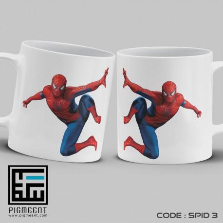 ماگ تولد تم مرد عنکبوتی کد spid3