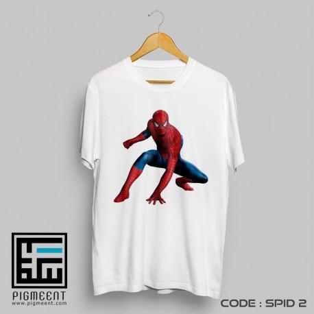 تیشرت تولد تم مرد عنکبوتی spid2