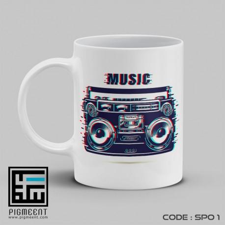 ماگ اسپرت تم موزیک کد spo1