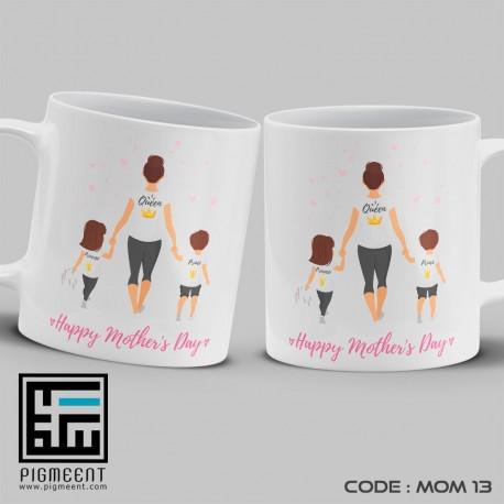 ماگ روز مادر تم happy mothers day کد mom13