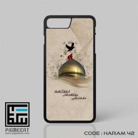 قاب موبایل محرم طرح حرم Haram42