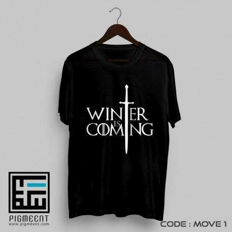 تیشرت Winter Is Coming